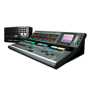 ALLEN & HEATH / I LIVE T 112 - IDR 32